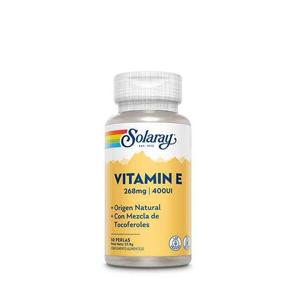 Vitamina E 50u