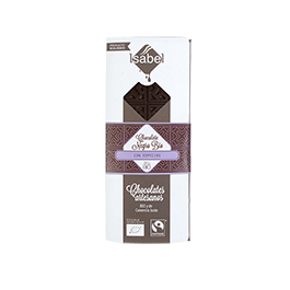 Chocolate Negro Especias ECO