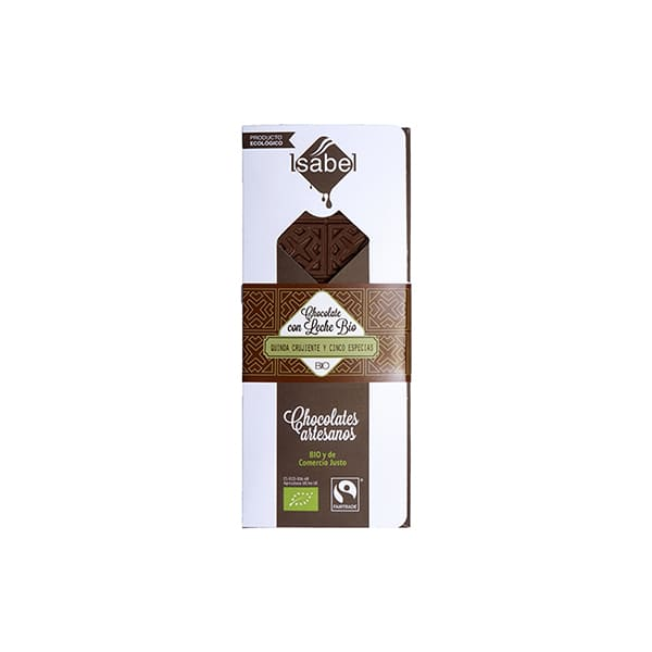 Choco-leche Quin-Especias ECO