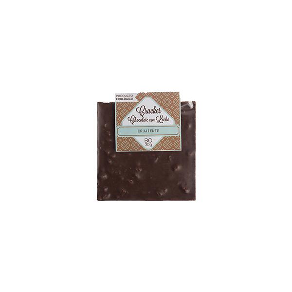 Cracker Choco C/Leche 30g ECO