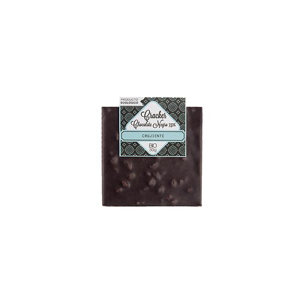 Cracker Chocolate Negro ECO