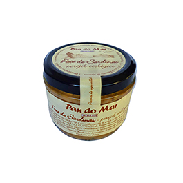 Paté Sardina Julivert 125g ECO