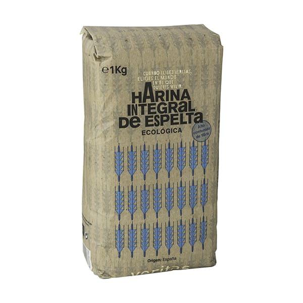 Harina Integral Espelta 1kg ECO