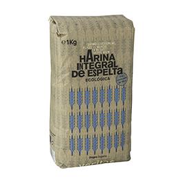 Harina Int Espelta 1kg ECO