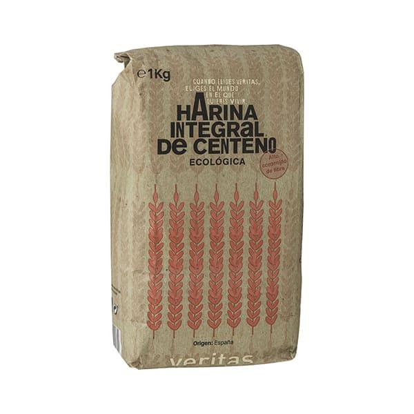 Harina Integral Centeno 1kg ECO