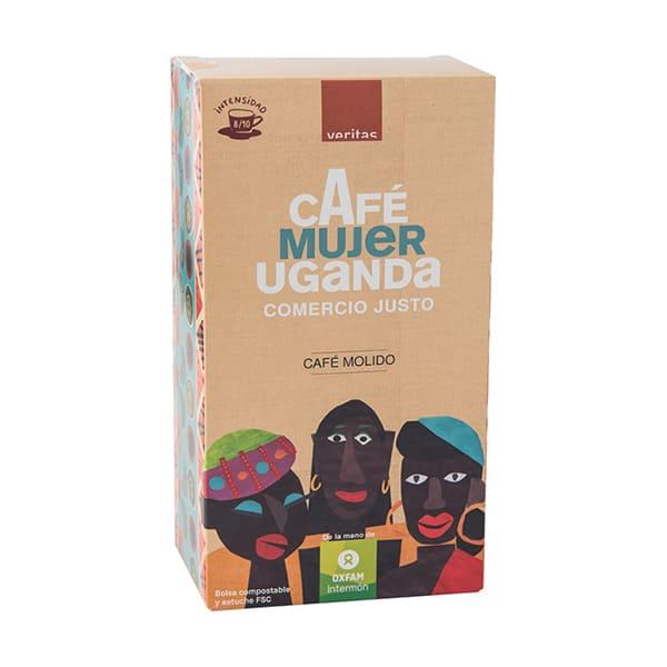 Café Molido Mujer Uganda 250g ECO