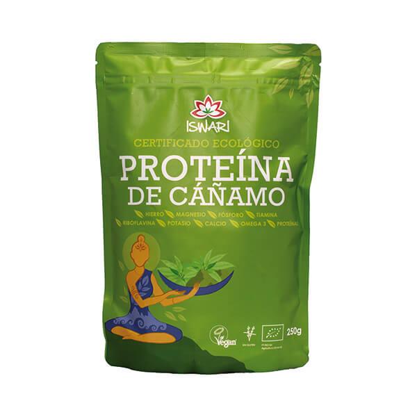 Proteína Cáñamo 250g ECO