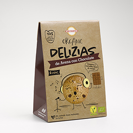 Delizias Aven-Choc 45g ECO
