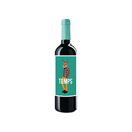 Vino tinto Temps 75cl ECO