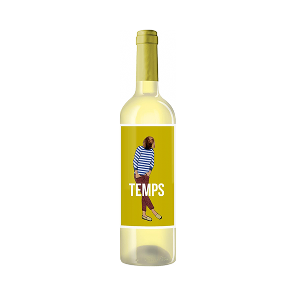 Vino blanco Temps 75cl ECO
