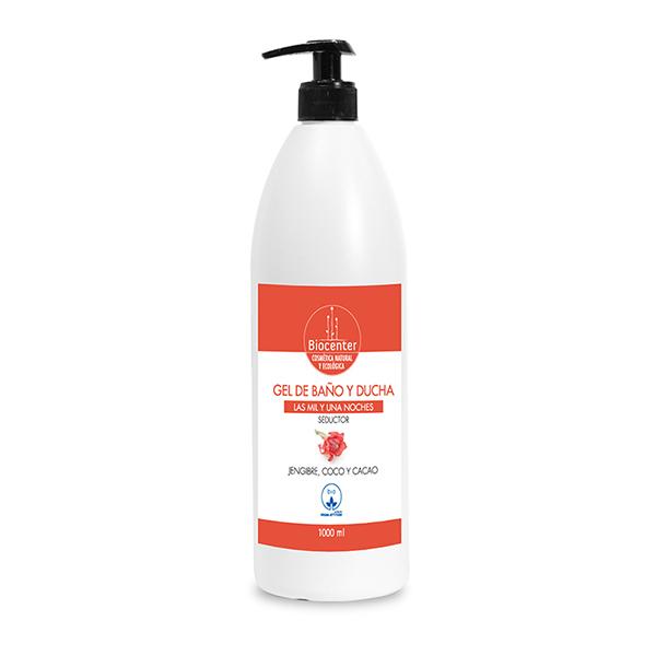 Gel baño ducha hidrata  1L ECO