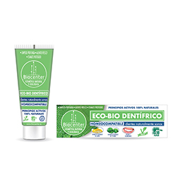 Dentífrico homeocompatible ECO