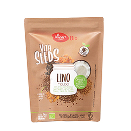 Lino Molido almen./coco/cacao ECO