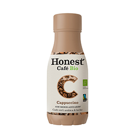 Bebida Leche/Café Cappuccino 240ml ECO
