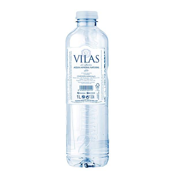 Agua Vilas del Turbón 1L ECO
