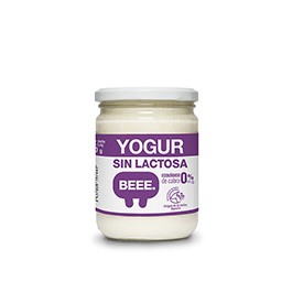 Yogur cabra s/lact Bee 420g ECO
