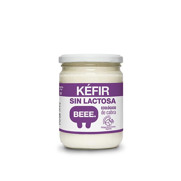 Kéfir de cabra s/lactosa 420g ECO
