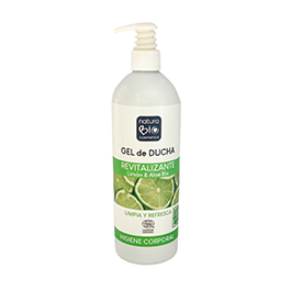 Gel Ducha Revital. Limón/Aloe ECO