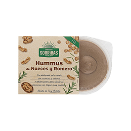 Hummus Nous-Romaní 180g ECO