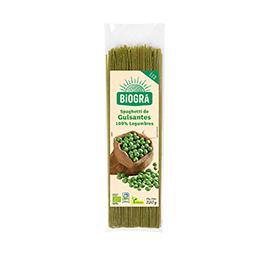 Espaguetti guisantes Biográ 250g ECO