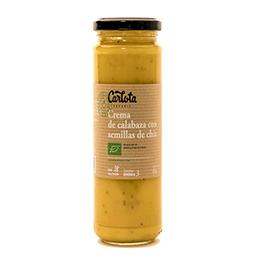 Crema Calabaza/Chia 450g ECO