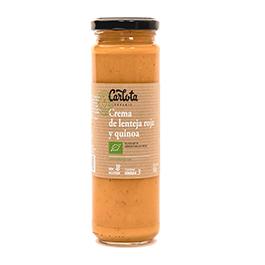Crema Llentia V/Quinoa 450g ECO