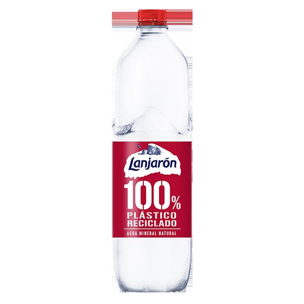 Agua Mineral Lanjarón 1,25L ECO