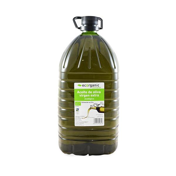 Aceite Oliva Extra Virgen 5L ECO