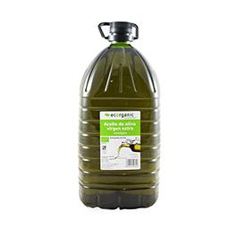 Aceite Oliva E.Virgen Ecorga 5L ECO