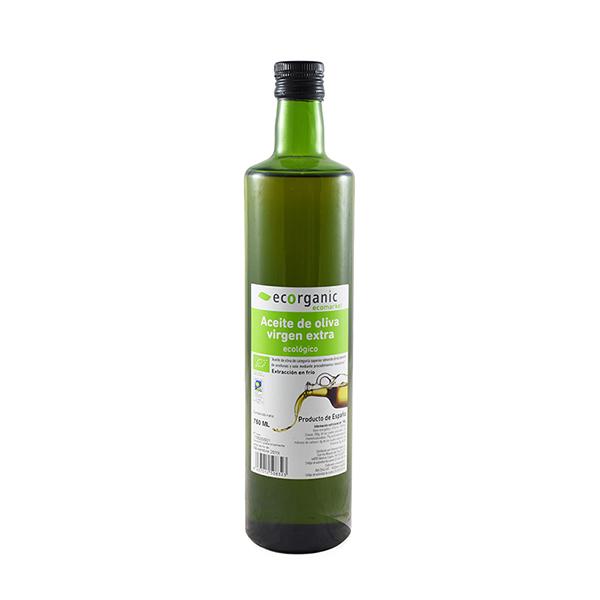Aceite Oliva EVirgen Ecorg 750ml ECO