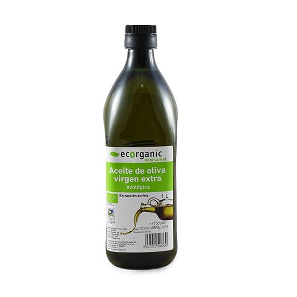 Aceite Oliva E.Virgen Ecorg 1L ECO