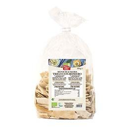 Cracker Trigo Romero 250g ECO
