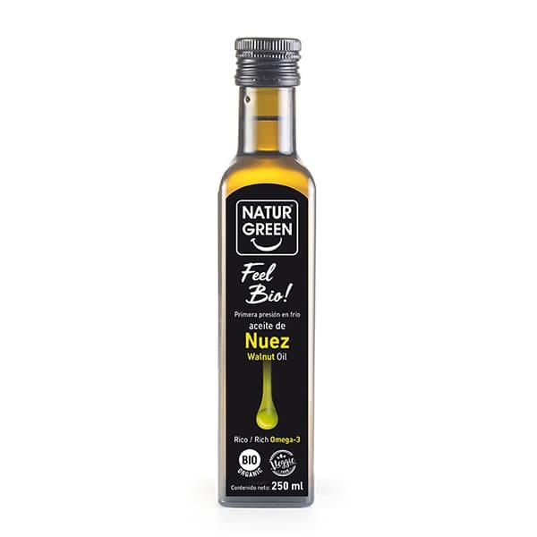 Aceite Nuez 250ml ECO