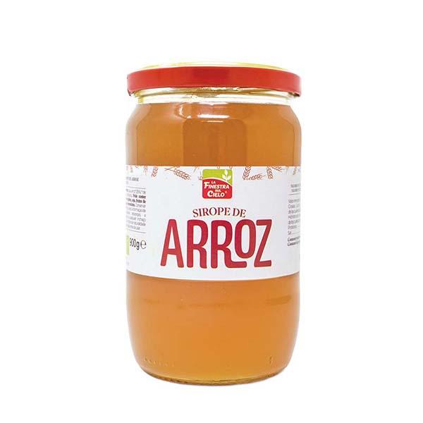 Sirope 100% Arroz 900g ECO