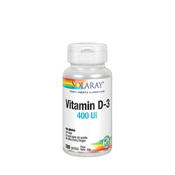 Vitamin D3 400 UI 120u