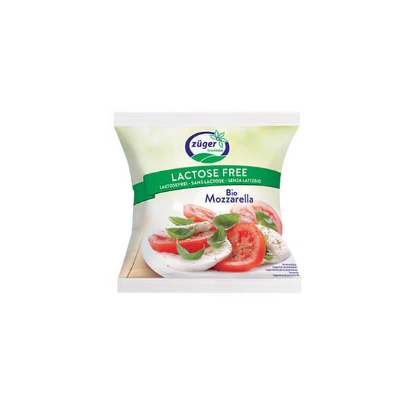Mozzarella s/lactosa 100g ECO