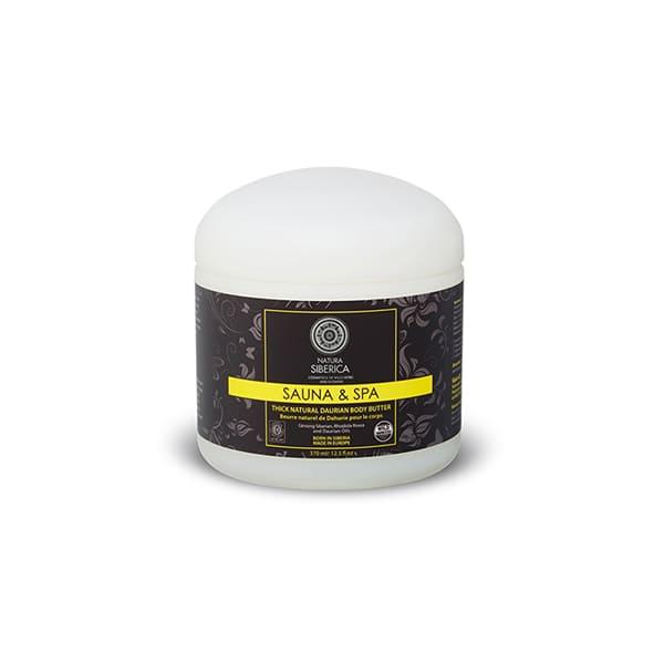 Sauna&spa aceite daurico corp 370ml ECO