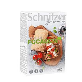 Focaccia Maíz sin gluten 220g ECO