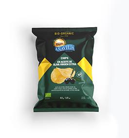 Patatas Fritas Oliva 40g ECO