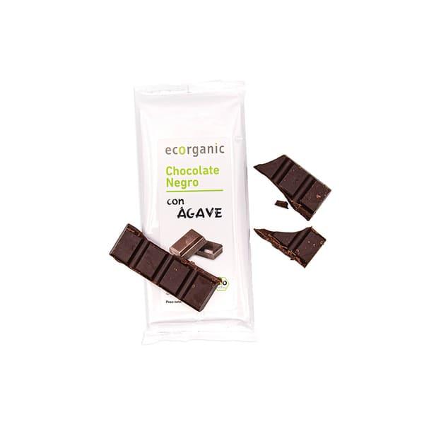 Chocolate negro agave 100g ECO