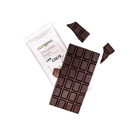 Chocolate negro coco 100g ECO