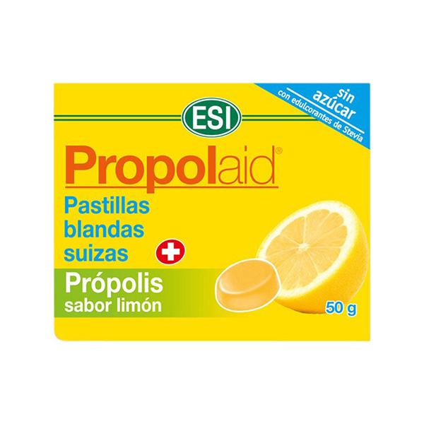 Propolaid pastilla blanda limón 50g ECO