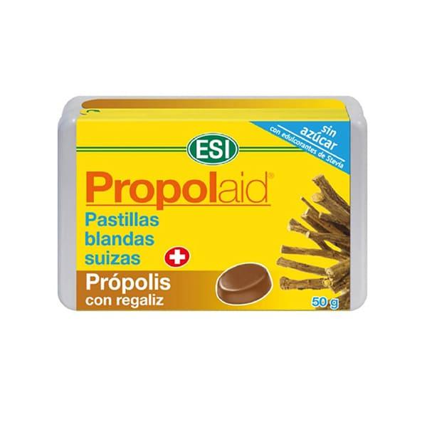 Propolaid pastilla bland regaliz 50g ECO