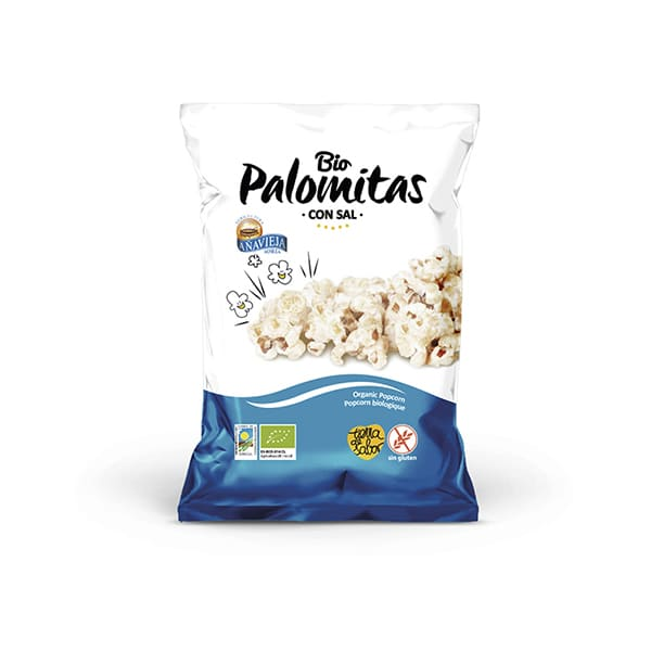 Palomitas de Maíz 50g ECO