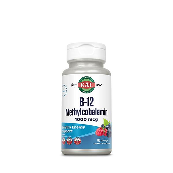 Methylcobal 1000mcg 60u