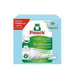 Froggy Pastillas Lavavajillas 30u ECO