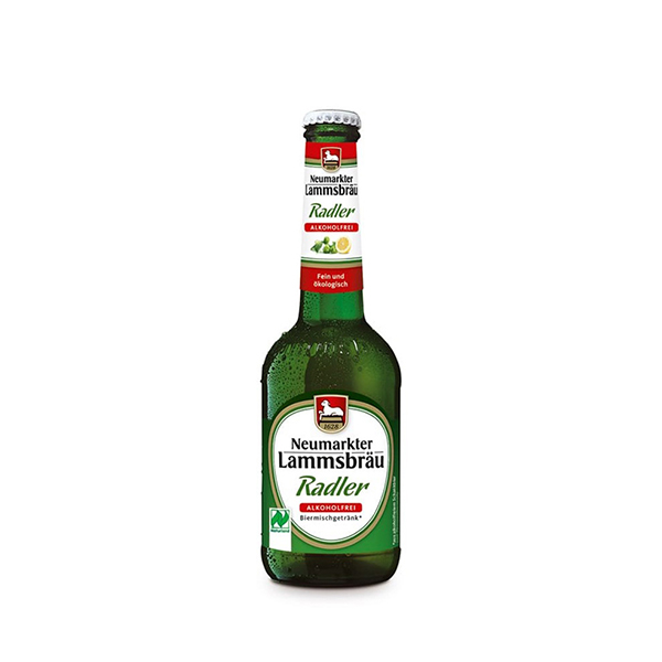 Cerveza radler s/alcohol 330ml ECO