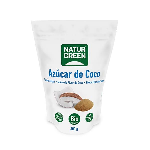 Azúcar coco 300g ECO