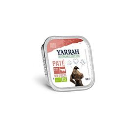 Tarrina Perro Espirulina Yarrah 150G