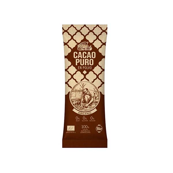 Cacao puro 150g ECO